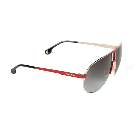 Carrera Mens Red 1005 Sunglasses