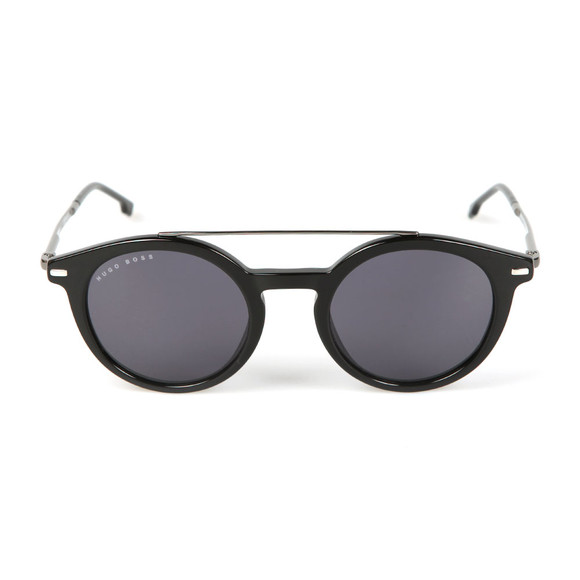 BOSS Mens Black 0929 Sunglasses