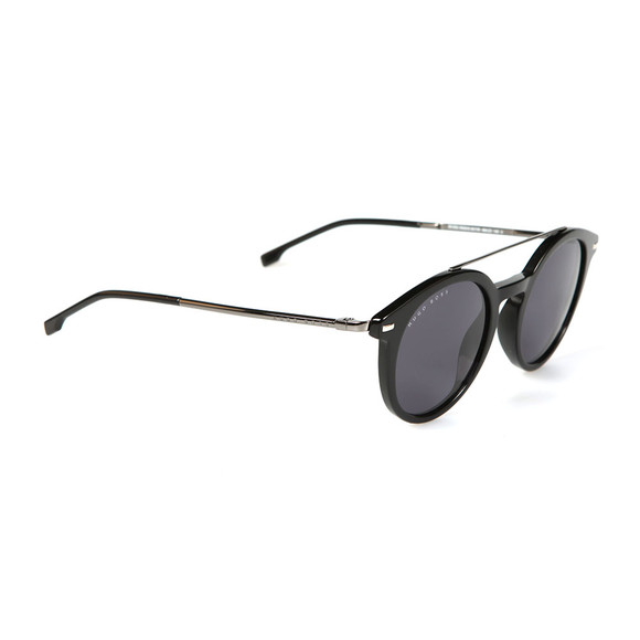 BOSS Mens Black 0929 Sunglasses