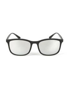 Prada Sport Mens Black 01TS Sunglasses