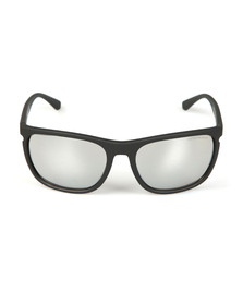 Emporio Armani Mens Black EA 4107 Sunglasses