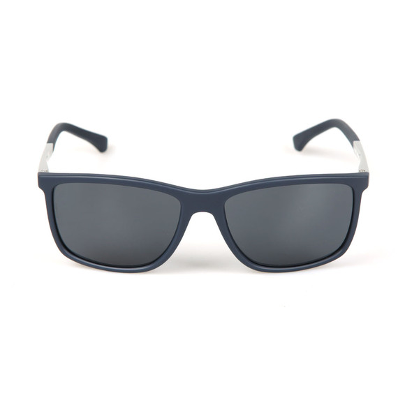 Emporio Armani Mens Blue EA4058 Sunglasses main image