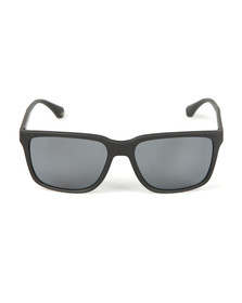 Emporio Armani Mens Black EA4047 Sunglasses