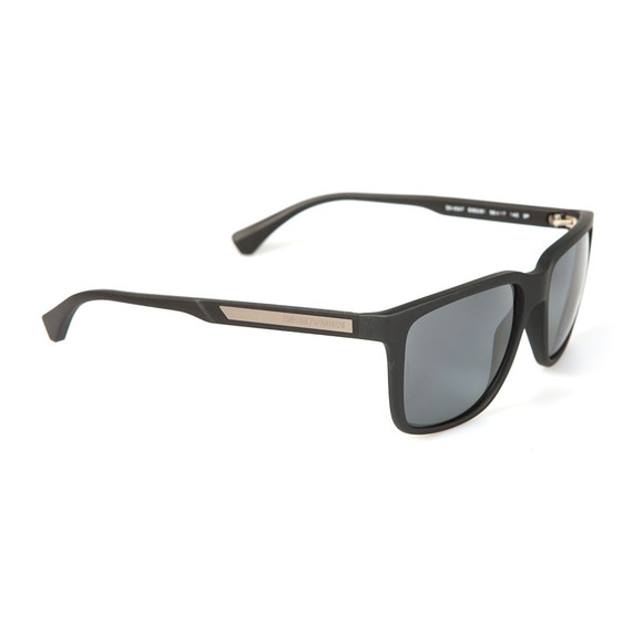Emporio Armani Mens Black EA4047 Sunglasses main image