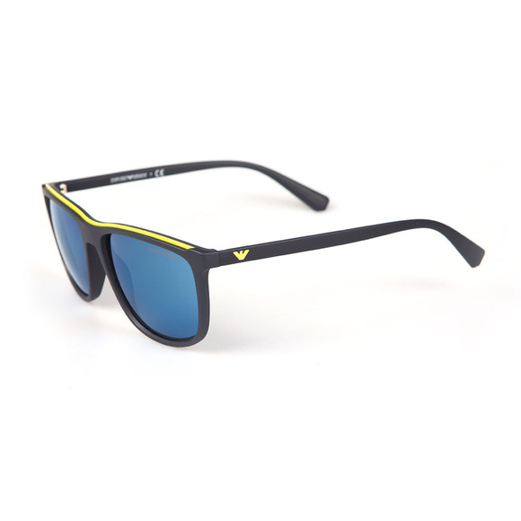 Emporio Armani Mens Blue EA4109 Sunglasses main image
