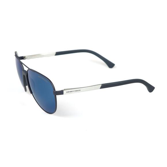 Emporio Armani Mens Blue EA2059 Sunglasses main image