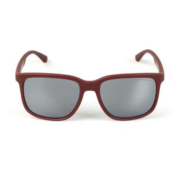 Emporio Armani Mens Red EA4104 Sunglasses main image