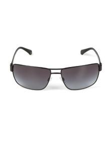 Emporio Armani Mens Black EA2031 Sunglasses