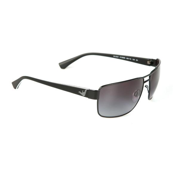 Emporio Armani Mens Black EA2031 Sunglasses main image