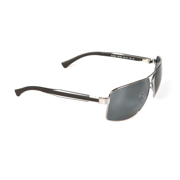 Emporio Armani Mens Blue OEA2001 Navy Sunglasses main image