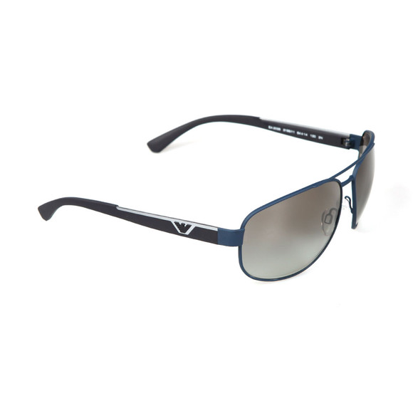 Emporio Armani Mens Blue EA2036 Sunglasses main image