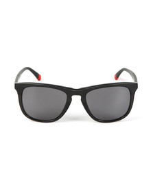 Emporio Armani Mens Black EA4105 Sunglasses