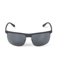 Emporio Armani Mens Blue EA4108 Sunglasses