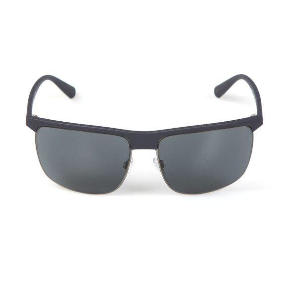 Emporio Armani Mens Blue EA4108 Sunglasses main image