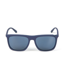 Emporio Armani Mens Blue EA4095 Sunglasses