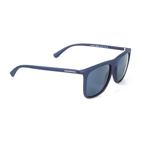 Emporio Armani Mens Blue EA4095 Sunglasses main image