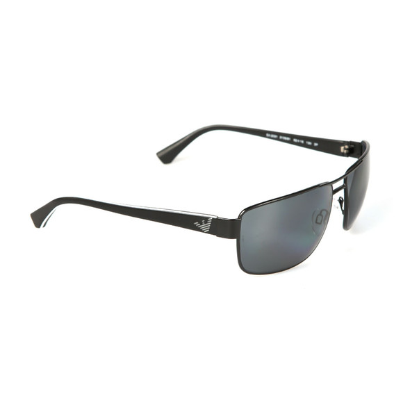 Emporio Armani Mens Black EA2031 Sunglasses main image