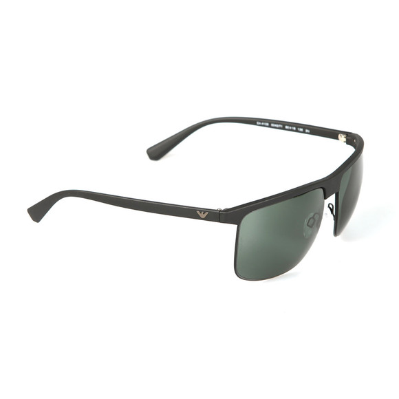 Emporio Armani Mens Black EA4108 Sunglasses main image