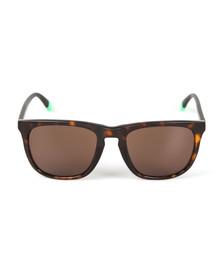Emporio Armani Mens Brown EA4105 Sunglasses