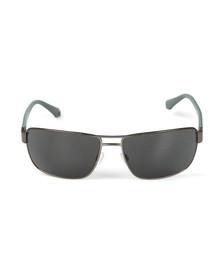 Emporio Armani Mens Silver EA2031 Sunglasses