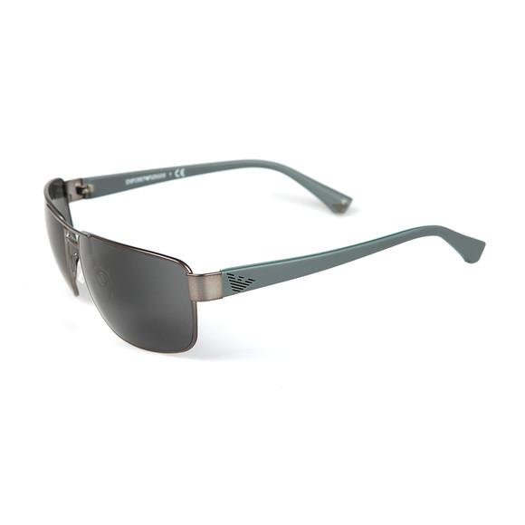 Emporio Armani Mens Silver EA2031 Sunglasses main image