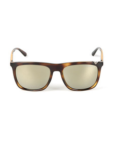 Emporio Armani Mens Brown EA4095 Sunglasses