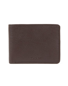 Gant Mens Brown Leather Wallet