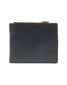 Superdry Mens Blue Premium Contrast Wallet