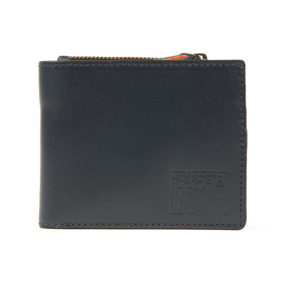Superdry Mens Blue Premium Contrast Wallet main image