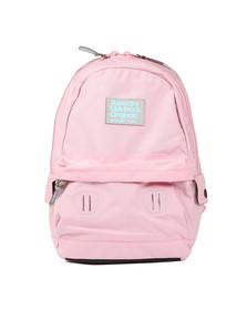 Superdry Womens Pink Cinda Montana Backpack