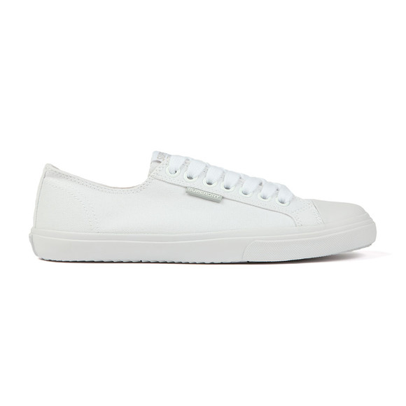 Superdry Mens White Low Pro Sneaker main image