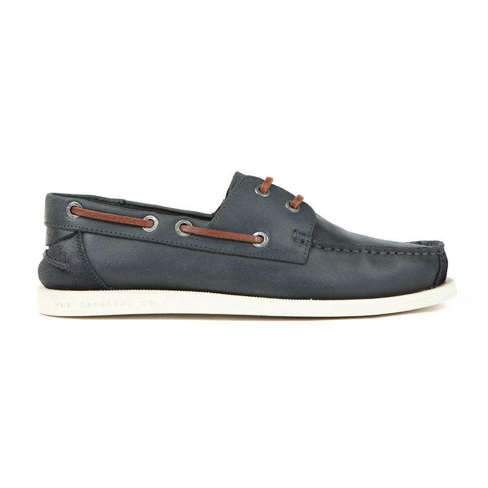 Leather Deck Shoe main image