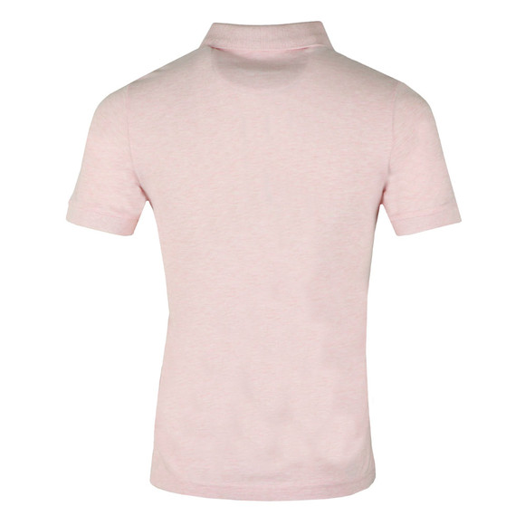 Farah Mens Pink Blaney Polo Shirt main image