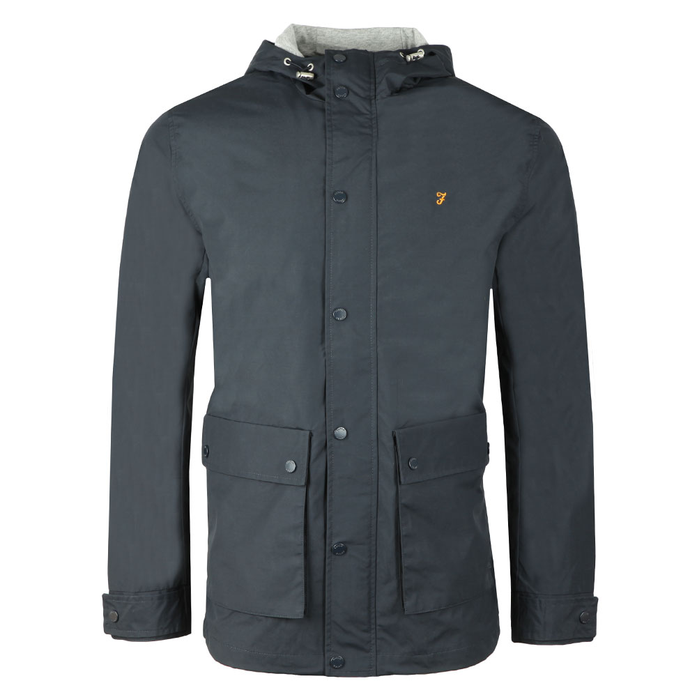 Rourke Zip Hooded Jacket main image