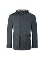 Rourke Zip Hooded Jacket