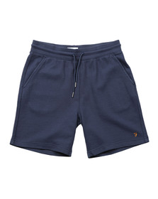 Farah Mens Blue Shaldon Jersey Short