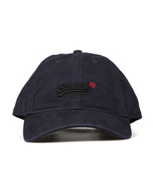 Superdry Mens Blue Orange Label Cap