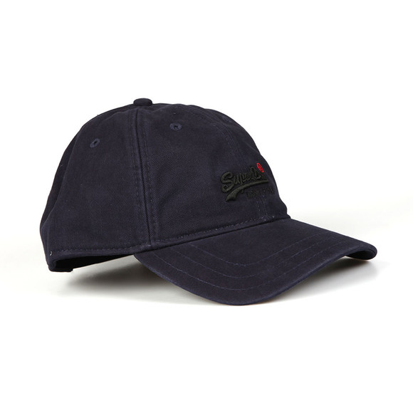 Superdry Mens Blue Orange Label Cap main image