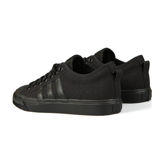 Adidas Originals Mens Black Nizza Trainer main image