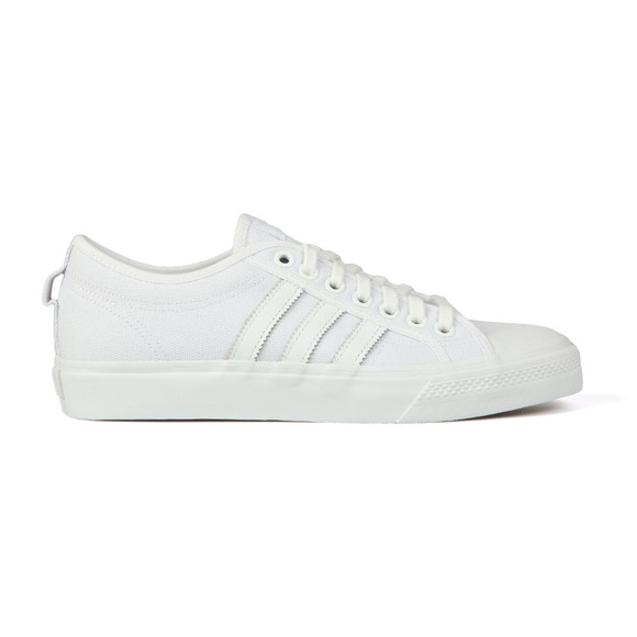 adidas Originals Mens White Nizza Trainer