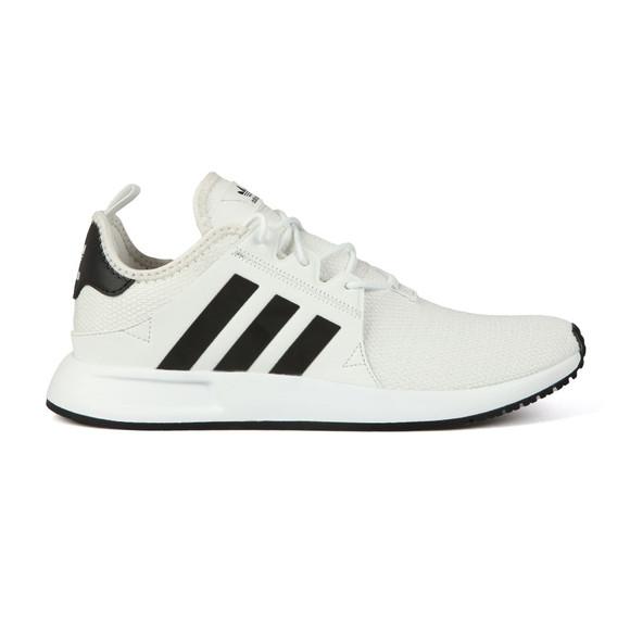 adidas Originals Mens White X PLR Trainer main image