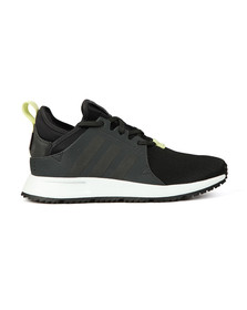 Adidas Originals Mens Black X PLR Sneakerboot