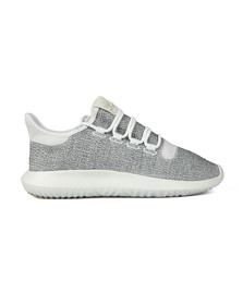 Adidas Originals Mens White Tubular Shadow Trainer