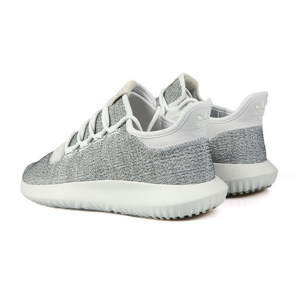 adidas Originals Mens White Tubular Shadow Trainer main image