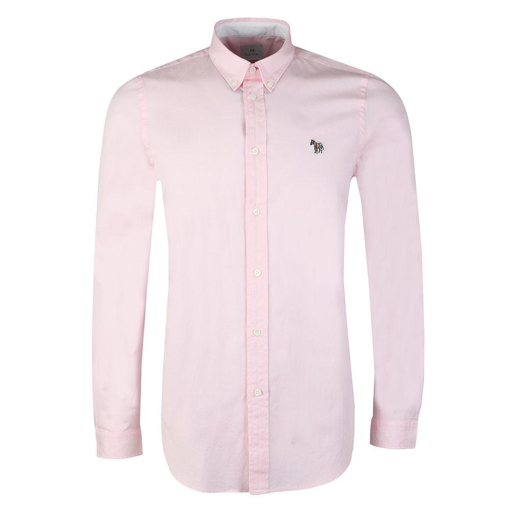 L/S Zebra Shirt