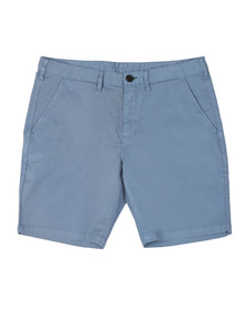 PS Paul Smith Mens Blue Standard Fit Chino Short