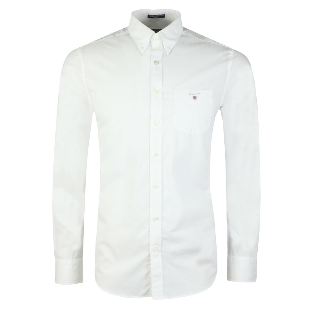 Broadcloth Plain Shirt main image