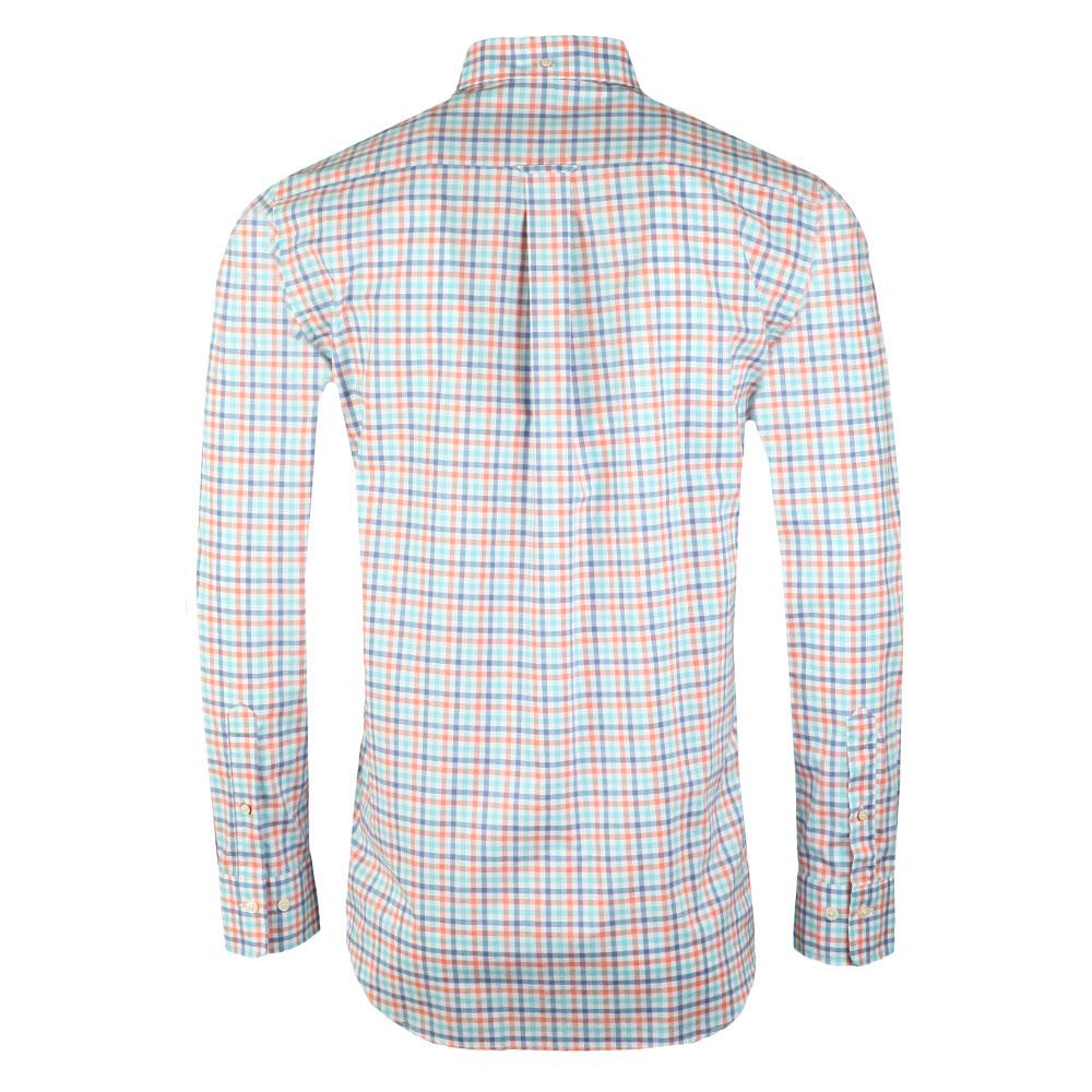 L/S Broadcloth 3 Col Shirt main image
