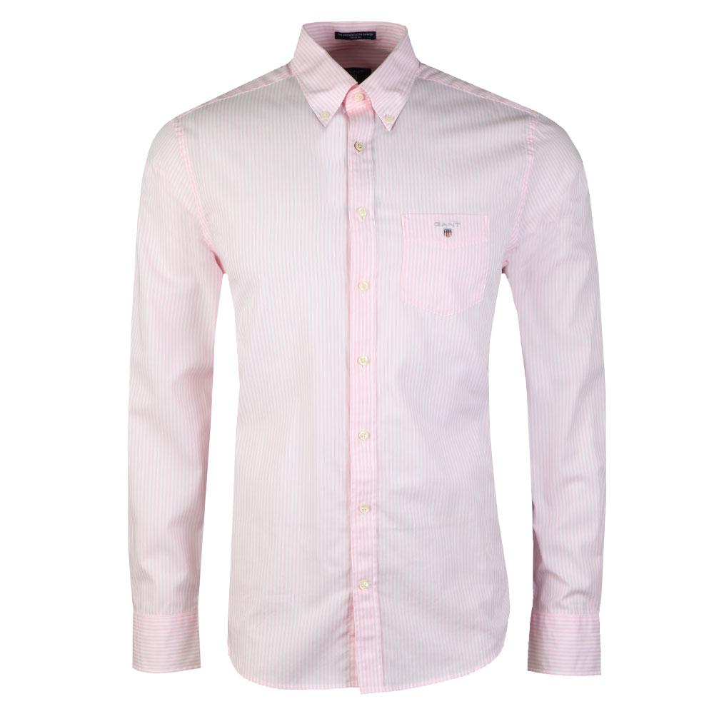 L/S Broadcloth Banker Shirt main image