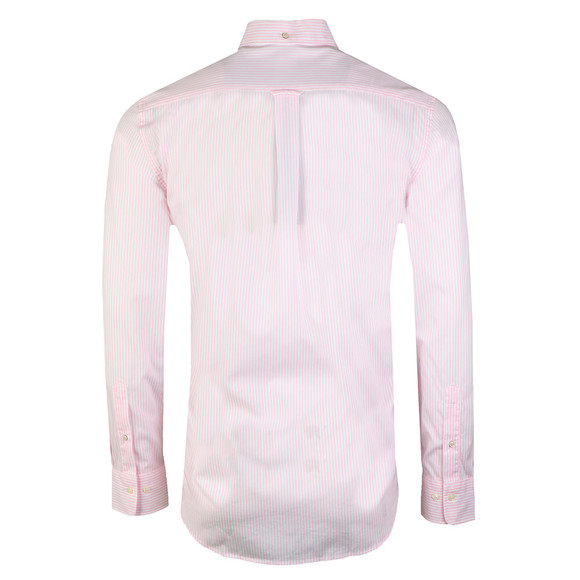 Gant Mens Pink L/S Broadcloth Banker Shirt main image